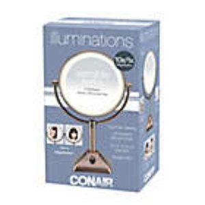 Conair Bath - Conair® Variable Lighted 1X/10X Mirror